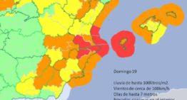 La FFCV expone las condiciones para la suspensión parcial de la jornada del domingo 19 por el temporal