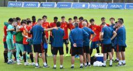 Cuatro jugadores de la Comunitat estarán en el Torneo del Algarve con España Sub-17