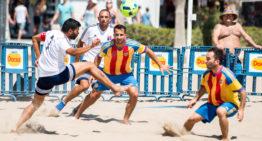 Se abren las inscripciones de equipos para la liga Nacional de Fútbol Playa