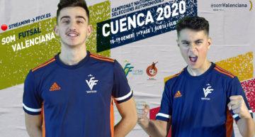 El Fútbol Sala valenciano con el foco puesto en el CNSA de Cuenca