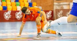 La Selecció FFCV sub19 de futsal prepara la semifinal del CNSA ante Andalucía