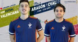 STREAMING: Aragón vs Selecció FFCV Futsal Sub-19 masculina, en directo (10:30h)