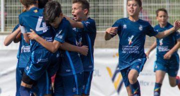 Las tormentas obligan a suspender el entrenamiento de la Selección FFCV Sub-12 este lunes