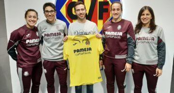 El Villarreal Femenino abre a sus puertas a 'Valenta Radio' en su decimocuarto programa