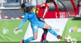 El VCF Femenino pierde en Bilbao y agiganta su crisis de resultados (1-0)