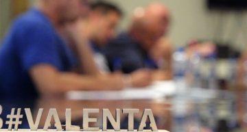 El Área Valenta se reúne con los clubes pertenecientes a la provincia de Alicante
