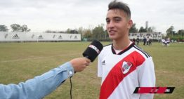 El Villarreal 'pesca' en River al prometedor Tiago Geralnik con solo 16 años