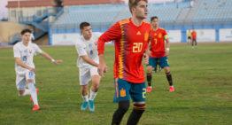 Buen debut de la Selección Española Sub-18 ante Eslovaquia en la Copa del Atlántico (2-0)