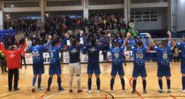 Peñíscola y Levante se enfrentarán en los octavos de final de la Copa del Rey de Fútbol Sala