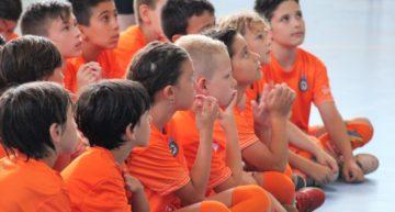 22 convocados para el entrenamiento de la Selecció FFCV Futsal Sub-10 mixta el próximo domingo