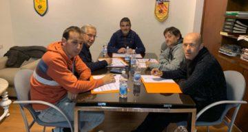 Los seleccionadores FFCV de Tecnificación planificaron los entrenamientos de 2020