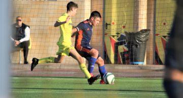 Derrota y victoria de las Selecciones FFCV Sub-14 y Sub-16 en sus amistosos ante el Villarreal