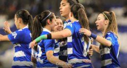 VIDEO: El Depor Abanca noquea al VCF Femenino de la Copa con un doloroso marcador (7-2)