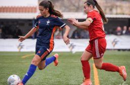 Ainhoa Bascuñán: 'Llegamos con mucha ilusión para poder hacer una buena segunda fase y entrar en la fase final'