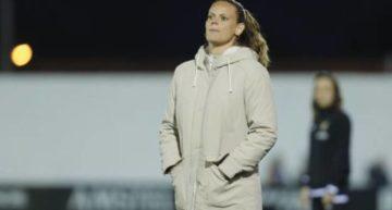 Sentida despedida de Irene Ferreras del VCF Femenino: 'Digo adiós siendo feliz porque éxito no es igual a felicidad'