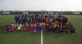 GALERÍA: Nueve equipos benjamines se clasificaron en la Jornada 6 de la X Copa Federación