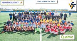 Calendario y horarios de la Jornada 3 Prebenjamín de la X Copa Federación