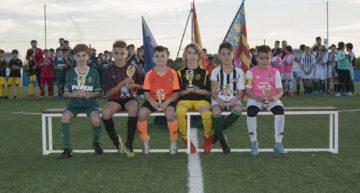 Castalia, San Marcelino, Torrent o Serranos, entre los clasificados en la Jornada 5 de la X Copa Federación Benjamín