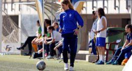 Andrea Esteban: 'Sé que vamos a disfrutar muchísimo de estas jugadoras en el futuro'