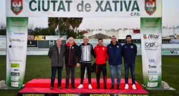 GALERÍA: Presentación 2019-2020 llena de sorpresas para el Ciutat de Xàtiva