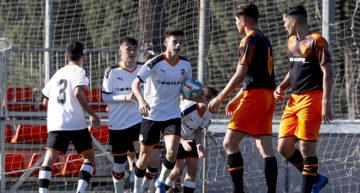 Resumen Liga Autonómica Cadete (Jornada 21): El Valencia CF tumba al Fundació y resiste la presión granota