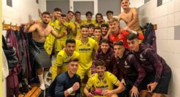 Resumen Juvenil División de Honor (Jornada 22): El Villarreal logra ante el Patacona un triunfo de los que ganan ligas