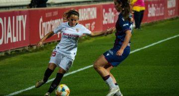 VIDEO: El Levante Femenino cayó sin contemplaciones de la Copa de la Reina ante el Sevilla (3-0)