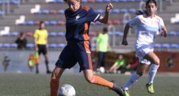 La Selecció Valenta sub-17 cae ante Murcia y se complica el pase a la Fase Final (1-0)