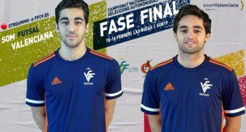 Previa: la Selecció FFCV sub19 de futsal busca la hazaña en Las Rozas (sábado 16:30h)