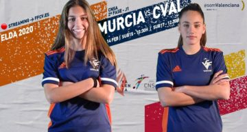 STREAMING: En directo, Murcia vs Selecció Valenta Sub-15 y Sub-17