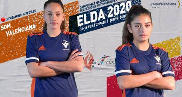 Lista definitiva de las 18 jugadoras de la Selecció Valenta Sub-15 para el Campeonato de España en Elda