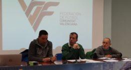 El Comité Técnico de Futsal FFCV se reunió con los clubes de Castellón