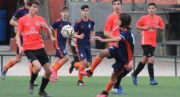 Doble victoria de las Selecciones FFCV Sub-14 y Sub-16 ante el San José en sus amistosos