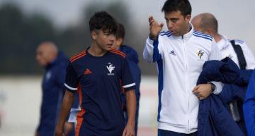 Veintitrés jugadores Sub-14 convocados por la Selecció FFCV para entrenar el miércoles 26