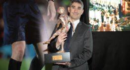Undiano Mallenco, I Premio Good People: 'El COTIF siempre se acuerda de los grandes olvidados del fútbol, los árbitros'
