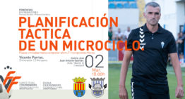 Vicente Parras impartirá ponencia en las Jornadas de Actualización el 2 de marzo en Crevillent