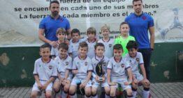 GALERÍA: El Levante Prebenjamín conquistó el II II Memorial Paco Rubio 'Concar' del Atlético Nazaret