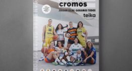 Así es el álbum de cromos de deporte femenino que ha lanzado Teika