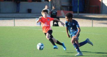GALERÍA: Victoria de la Selecció FFCV Sub-12 en su amistoso ante el CF San José Infantil 'D'