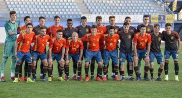 Santi Denia se lleva a cuatro jugadores valencianos para el amistoso de España Sub-19 ante Dinamarca