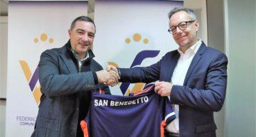 La FFCV anuncia su acuerdo de colaboración con San Benedetto