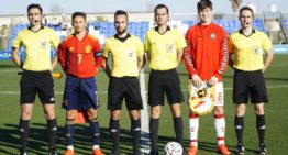 Yeremi Pino juega y marca en la remontada de España Sub-18 ante Dinamarca (2-1)