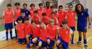 La Selecció Valenciana Sub-14 de futsal masculino se probará ante Dominicos