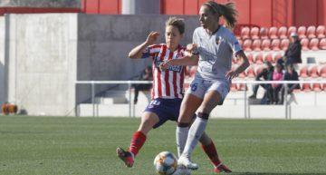 Demasiado Atleti para un Levante Femenino que pierde la ocasión de ser segundo (4-1)