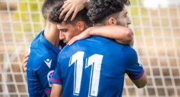 Resumen Juvenil División de Honor (Jornada 21): El Levante sufrió en Paterna para remontar y seguir la estela del Villarreal