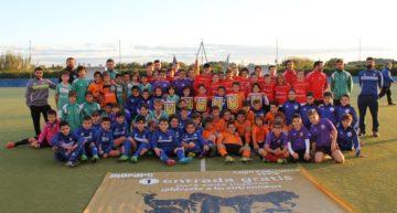 Horarios y grupos para la Jornada 6 de la X Copa Federación Benjamín