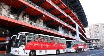 Donación de sangre en Mestalla el próximo martes 25 de febrero