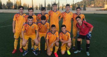 Lista de convocados para el amistoso de la Selecció Comarcal FFCV Sub-15 ante el Ciutat de Xàtiva
