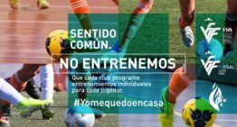 La FFCV amplía la suspensión de las competiciones hasta el 30 de marzo y pide 'no entrenar' por 'sentido común'