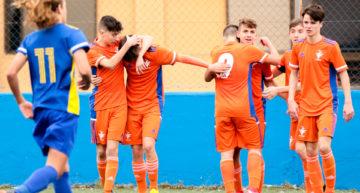 Gallardo y Hugo Porras lanzan a la Selecció FFCV Sub-14 ante Gran Canaria (2-0)